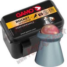 PIOMBINI GAMO ROCKET DESTROYER DIABOLO DA CACCIA RAME e PIOMBO CAL 4.5 150 PZ.