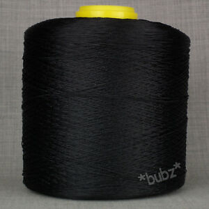 VERY STRONG THICK BONDED NYLON SEWING THREAD 10 TKT BIG 5,000m 10s BOUNCY CASTLE