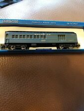 Bachmann 53-1041-02 N Scale Santa Fe 1503 65' Standard Lighted Combine F