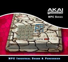 Dark Grimy Distorted Dirty Industrial Drum Sample Kit MV8800 MV8000 MV 8000 8800