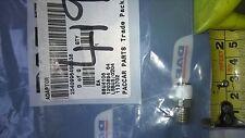LEYLAND DAF MALE - MALE STRAIGHT PIPE ADAPTOR P/N BBU4106