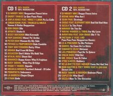 2 CD COMPIL 42 TITRES--100% RAGGA REGGAETON / MIXED BY DJ MOODY MIKE