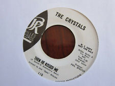 CRYSTALS Then he kissed me Promo Phil Spector girl group