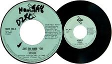 Philippines ERASURE Love To Hate You 45 rpm Record