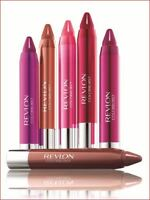 REVLON COLORBURST LIP BALM LACQUER NEW & SEALED PLEASE SELECT SHADE FROM MENU