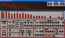LIL' DEVIL synthesizer -make circuit bent synth sounds