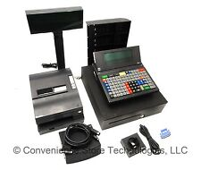 VeriFone Ruby CPU4 CPU 4 120-Key POS Point of Sale System P040-03-430 w/TM-U950