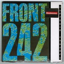 FRONT 242 Endless Riddance CD EP *RARE *SEALED *1988 Play It Again Sam MK-3-CD
