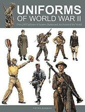 Uniforms of World War II - Over 250 Uniforms of Armies, Navies and Air Forces of