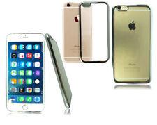 Cover e custodie metallizzati Apple argento per cellulari e palmari