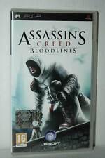 ASSASSIN'S CREED BLOODLINES USATO OTTIMO SONY PSP EDIZIONE ITALIANA VBC 41310