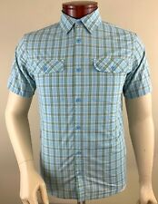 PATAGONIA Men's High Moss Short Sleeve Shirt Size S NEW