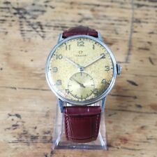 1944 OMEGA 30T2 WRISTWATCH WITH PATINA SUB SECONDS DIAL