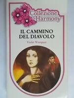Il cammino del diavoloWinspear violet harmony 4 romanzi rosa storici amore 93