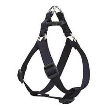 "Lupine Dog Step-In Harness 1/2"" BLACK 10""-13"" Nylon Adjustable New USA"