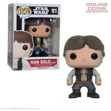 Head Han Solo TV, Movie & Video Game Action Figures