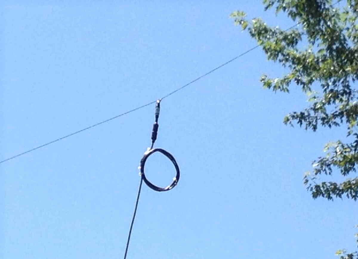 N9SAB HF Antenna.