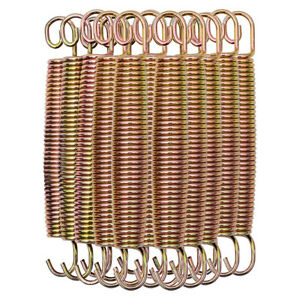 Trampoline Springs 7 Inch Trampoline Replacement Springs Heavy Duty Galvanized