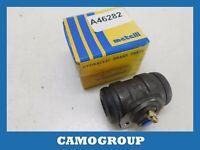 Cylinder Brake Wheel Brake Cylinder Metelli RENAULT 21 04-0359 32660856