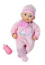 Zapf Creation My First Baby Annabell Soft-Bodied Doll with Bottle