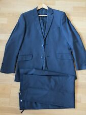 """French Connection Men's Charcoal Grey Suit 40"""" Chest. 36 waist trousers"""