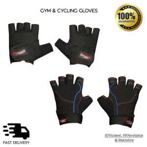 Gym Workout Best Weight Lifting Body Building Cycling Training Fitness Gloves