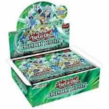 Yugioh Legendary Duelists: Synchro Storm Caja Sellada de Fábrica 10/29 Preventa