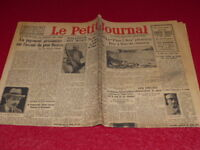 [PRESS WW2 BETWEEN 2 WARS] LE PETIT JOURNAL #23031 5 FEB 1926 Mort de WILLETTE
