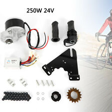 "Kit di conversione bici elettrica 24V 250W Controller motore FOR 26 ""28"" E Bike"