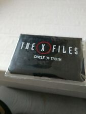 """X-FILES """"Circle of Truth"""" CARD GAME - Loot Crate 2018 - NEW - Free Shipping"""