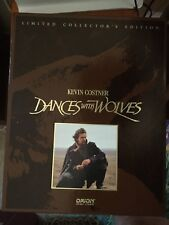 New Dances With Wolves ~ Limited Collector's Edition Posters, Book and two VHS