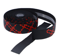 2pk Seer Silicone Handlebar Shockproof Non-slip Belt Tape Road Bicycle Wrap Belt