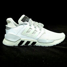 Adidas Mens 13 EQT Equipment Support 91/18 'Cloud White' Running Shoes BD7792