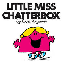 Little Miss Chatterbox | Roger Hargreaves | Story Book | New | Free Post | Cheap