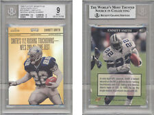 1998 Playoff Momentum Headliners Gold #13 Emmitt Smith/112 BGS 9 MINT!