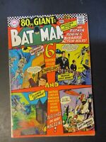 DC Comics  Batman # 193 / Giant with Robin 1967 Vintage Old Comic Book
