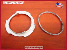 """FORD,LINCOLN,JEEP,AMERICAN MOTORS,MERCURY,2"""" DIAMETER FUEL TANK RING WITH SEAL"""