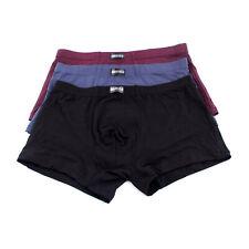 Mens Bamboo Underwear Boxer Briefs Shorts Trunks Underpants Size L XL XXL
