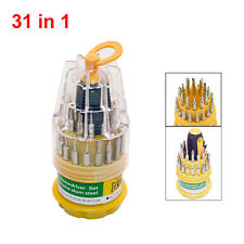 31 in 1 Screwdriver Set T4 T5 T6 T7 T8 T10 T15 T20 Mobile Phone Repair Kit Tools