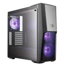 Cooler Master MasterBox MB500 ATX Tower Tempered Glass RGB LED Gaming PC Case