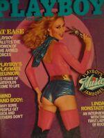 Playboy April 1980 | Liz Glazowski     B