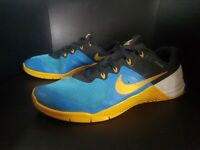 Nike Metcon 2 Mens Size 11.5 blue Training Shoes