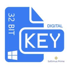 Windows 10 Home 32 Bit OEM digitaler Aktivierungsschlüssel Product Key