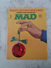 Vintage Alfred E Neuman's MAD MAGAZINE No. 132 / January 1970