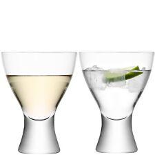 LSA Elina Water/Wine Glasses - Set of 2