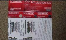 2xGun's N' Roses tickets LONDON Sat 17th June. Collection only - West London.