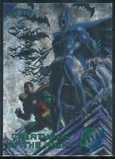 1995 Batman Forever Metal Trading Card #81 Creatures of the Night