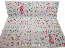 Hello Kitty Book of Stickers 110 PCS Party Favor Scrapbook