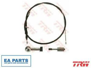 Cable, parking brake for AUDI SEAT SKODA TRW GCH2659