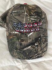 Waffle House Camo/Rwb logo baseball cap (adjustable sizes)